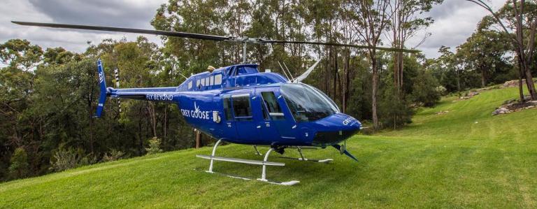 Bell 206 B2