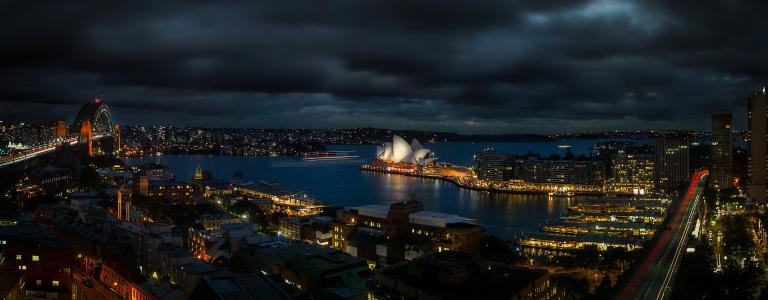 Sydney-aerial-view