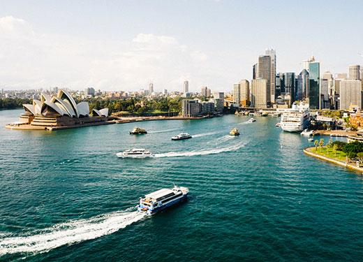 Sydney Scenic Flights