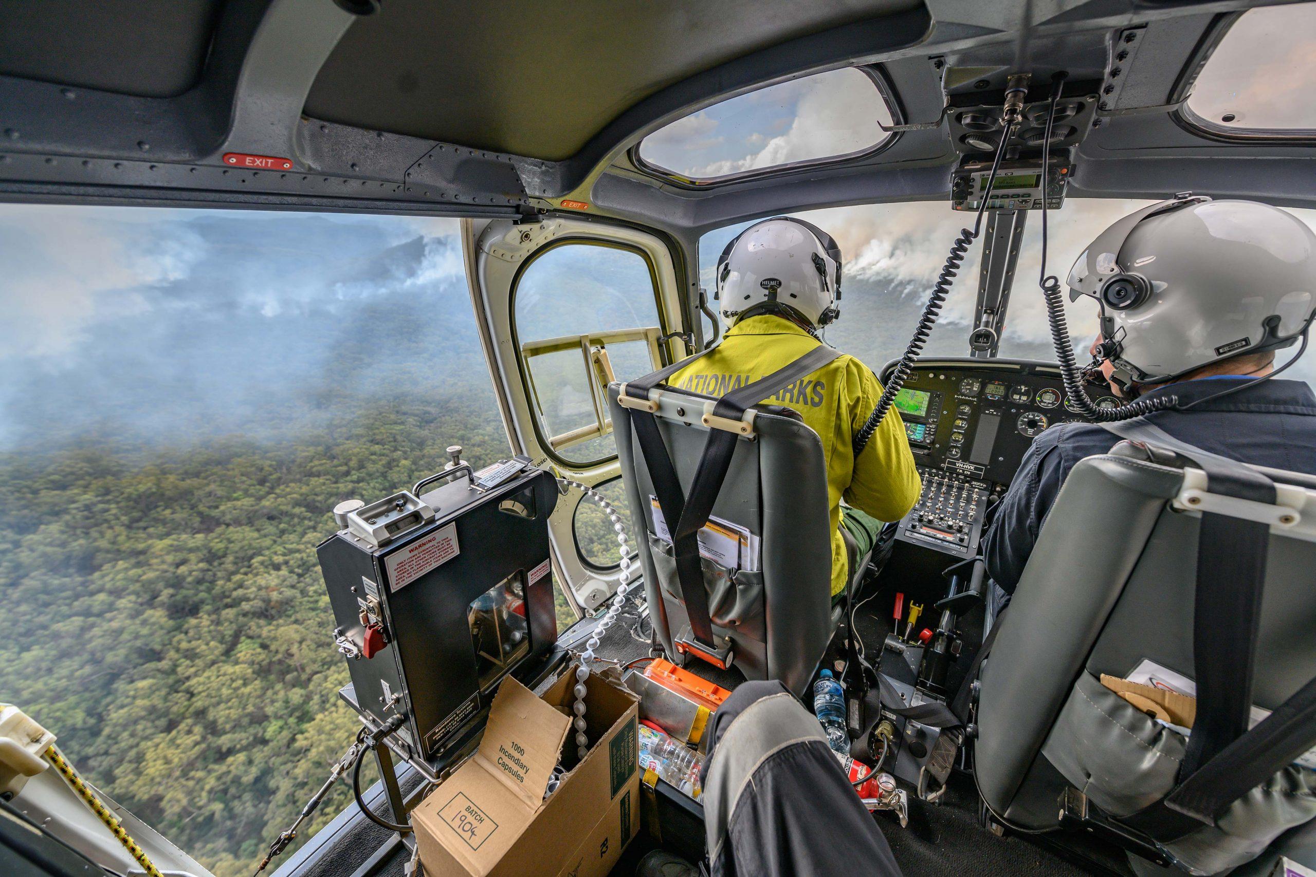 Bush Fire Rescue