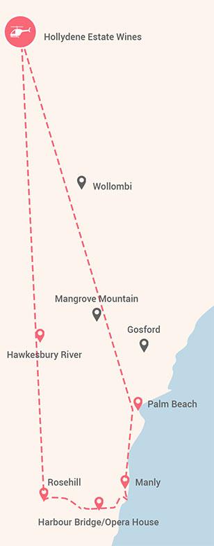 Hollydene Estate Map